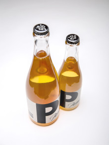 Brännland Cider Pernilla Perle, a love story