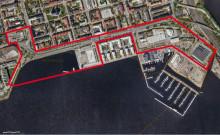 Pressinbjudan: Se gymnasieelevers trafiklösningar för Södra hamn