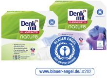 Nachhaltiger Waschen mit Denkmit nature
