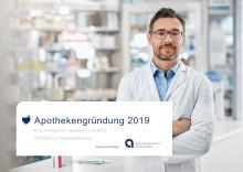 Grafiken zur Pressemitteilung: apoBank-Analyse Apothekengründung 2019