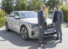 Vernetzt fährt gut - Bayernwerk AG und Branchenverband VDA bringen gemeinsam Elektromobilität voran