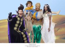 Äventyret Aladdin – det enda äventyr du behöver!