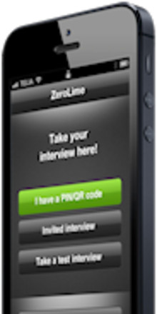 Uppdaterad App för effektiva videointervjuer
