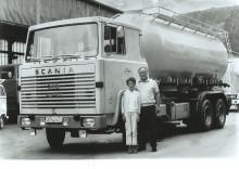 Mein Vater war ein großer Scania Fan!
