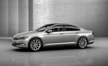 VW reveals all-new Passat saloon and Estate models