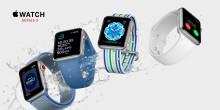 Apple Watch Series 3 med indbygget mobilforbindelse kan nu købes hos 3