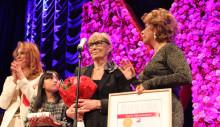 Carin Mannheimer är Årets Mappie 2012
