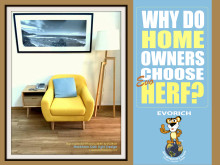 Why Homeowners Choose Evo High End Resilient Flooring (Evo HERF) by EVORICH
