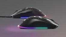 Nowe ultralekkie myszki dla graczy - SteelSeries przedstawia Aerox 3 oraz Aerox 3 Wireless