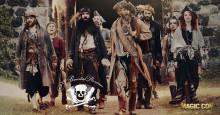 MagicCon 2018: Piratensound-Livekonzert am 23.03.2018 mit den Ye Banished Privateers