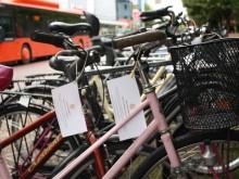 Städade cykelställ ska underlätta vårsopning