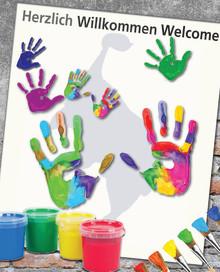 MediClin Müritz-Klinikum beteiligt sich mit Aktionsstand beim Willkommensfest