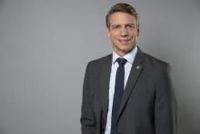 Träbyggande är klimatsmart och har framtiden för sig  - intervju med bostadsminister Per Bolund