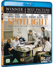 Academy Award Winner SPOTLIGHT coming to Blu-ray™ & DVD July 25th
