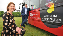 Driving support for Sunderland's Culture Bid