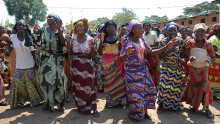 Ny bok berättar om hopp i Kongo