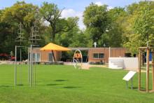 Ein Ort für Sport, Spiel, Spaß und Entspannung