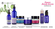 ​ETERITIQUE NOMINERAD MED 10 PRODUKTER I ORGANIC BEAUTY AWARS 2020!