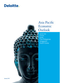 Asia Pacific Outlook 2012