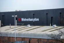 First phase of new Wolverhampton Station nearing completion
