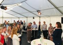 Intensiva diskussioner om framtidens cancervård under Almedals-workshop
