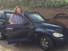 ellenor to benefit when Cheryl Fergison says 'Goodbye Dolly'