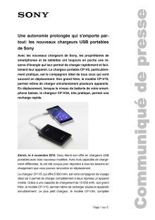 Communication de presse_Portable Chargers CP-Serie_F-CH_141104