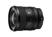 Sony utökar sin serie fullformatsobjektiv med nya prime-objektivet FE 20mm F1.8 med ultravidvinkel och stor bländare