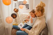 ABC-kuvakirja tekee lukemaan opettelusta hauskaa