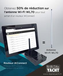 Promotion sur pack WL70 + IKConnect - Mars 2017