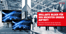 publitec erweitert Mietpark um NEC MultiSync® V-Serie