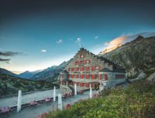 Historische Schweizer Hotels – der Weg ist das Ziel