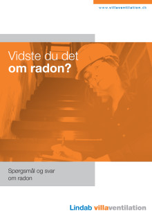 Vidste du det om radon?