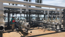 Malaysian petroleum storage and distribution project to use Rotork control network and electric actuators
