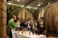 Familien Torres, anerkjent for deres erfaring innen vinreiser av World Food Travel Association
