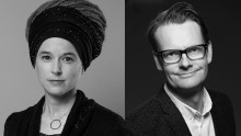 Amanda Lind och Per Schlingmann diskuterar kulturens roll