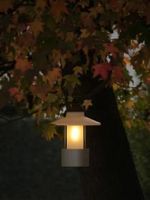 Ny bärbar utelampa från Vansta Trädgård