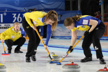 Curling: Lag Sigfridsson avslutar sin elitsatsning