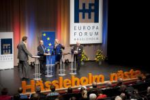 Europaforum Hässleholm 2015: 17 – 27 augusti