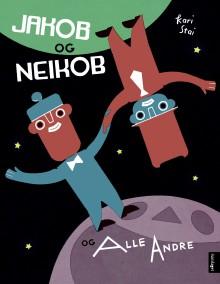 Ny bok om radarparet Jakob og Neikob!
