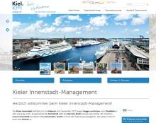 Das Kieler Innenstadt-Management geht online