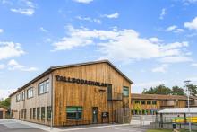 Lejonfastigheter i Linköping är bäst i Sverige på att förvalta kommunala verksamhetslokaler. Övertar förstaplatsen.