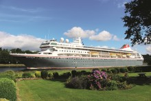 Three Fred. Olsen Cruise Lines' ships to undergo multi-million-Pound refit this Winter