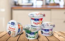 Lättlagad nyhet från Norrland –  Norrmejerier lanserar lätt smaksatt Crème Fraiche i fyra smaker.