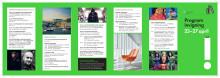 Hela invigningsprogrammet 23-27 april
