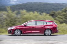 Ford Focus byl zvolen Autem roku 2019 v České republice!