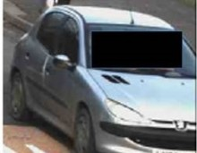CCTV appeal for information about vehicle – Reading