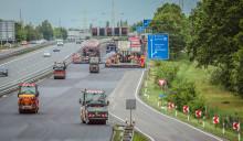 STRABAG AG stellt 88-Stunden-Baustelle in Rekordzeit fertig
