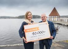 Bergslagens Sparbank fortsätter att stötta LindeDagen