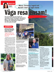 Våga resa ensam! – Intervju med Johan Ekman, VD EkmanResor